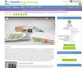 Bio-Engineering: Making and Testing Model Proteins