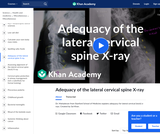 Adequacy of the Lateral Cervical Spine X-Ray